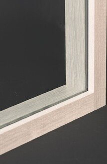 QRK 60x30mm Front Glazed